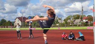 Jurbarko vaikų ir jaunučių lengvosios atletikos atviras čempionatas – sveikiname laimėtojus!