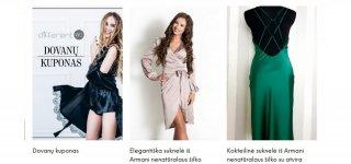 Proginės suknelės – moteriško žavesio atspindys