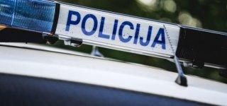 Jurbarko rajono gyventojas nesuvaldė motociklo ir atsidūrė kelkraštyje