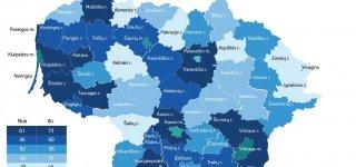 Šalies savivaldybių indeksas:  Jurbarko rajonui yra ir gerų, ir blogų žinių