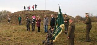 Jurbarko krašto šaulių šimtmetis: su priesaikomis ypatingoje vietoje ir atidarytu šaulių tiru-šaudykla