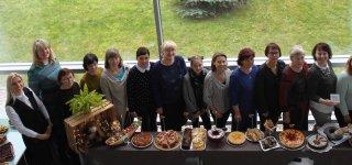Pyragų dieną – ir vaišės, ir parama