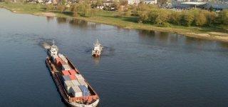 Siekiama atnaujinti laivybą Nemunu – pasitelkiamos ir savivaldybės