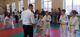 Jaunųjų dziudo sportininkų pergalės