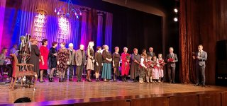 Jurbarko kultūros centro saviveiklininkų koncerte – apdovanojimai geriausiems