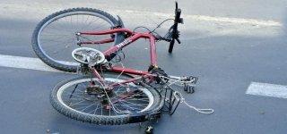 Eismo įvykio metu sužalotas dviratininkas