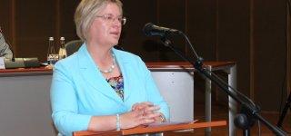 VTEK paskelbė sprendimą dėl buvusios administracijos direktorės elgesio