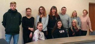 Jurbarko rajono jaunimo reikalų taryba pradėjo darbą