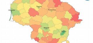 Savivaldybių gerovės indeksą įvertino ir rajono meras