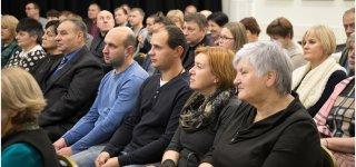 Jurbarko seniūnaičiai aptarė veiklos 10-metį