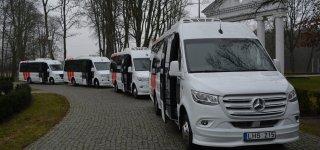 Jurbarko autobusų parkas įsigijo keturis naujus autobusus