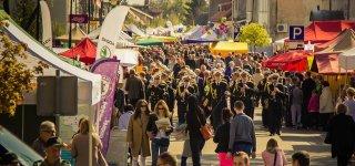 Miesto šventės organizatoriai laukia siūlymų šventinei programai
