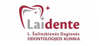 """L. Šulinskienės dantų protezų gamybos įmonė keičia pavadinimą ir statusą–tampa UAB """"Laidente""""."""