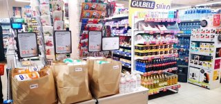 """""""Gulbelė"""" greitina apsipirkimo procesą: pristato specialius prekių paketus, svarsto pristatymo į namus galimybę"""