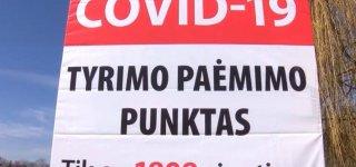 Kovo 28-oji – 13-oji karantino Lietuvoje diena. Susirgimas užfiksuotas ir Šakiuose.