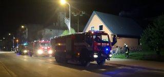 Ugniagesiai skubėjo į Jurbarko miesto centrą