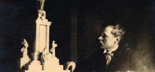 Patvirtinta skulptoriaus Vinco Grybo metų minėjimo programa