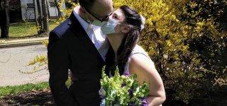 Užgriuvus karantinui rajone sumažėjo ir santuokų, ir skyrybų