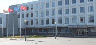 Įvyko Ekstremalių situacijų komisijos posėdis dėl COVID-19 Jurbarko rajone