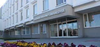 Nuo spalio 26 d. savivaldybės administracija dirba karantino režimu