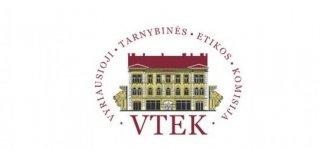VTEK paskelbė sprendimą dėl rajono tarybos nario E. Giedraičio elgesio