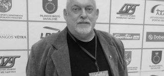 Lietuvos sporto bendruomenėje – netektis
