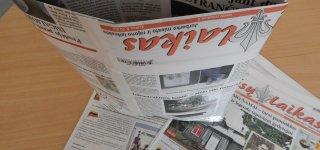 Maišelių pasigaminti galima ir iš perskaitytų nenaudojamų laikraščių. Prikelsite juos antram gyvenimui ir gamtai pasitarnausite.