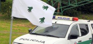 Dienos stovyklos – kartu su policijos pareigūnais