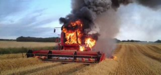 Ugniagesiai pataria, kuo būtina pasirūpinti artėjant javapjūtei