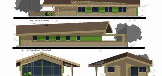 Rytoj - šeimos namų Jurbarko mieste statybos projektinių pasiūlymų  pristatymas
