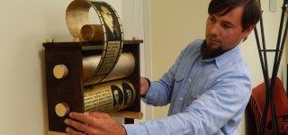 Žydų auksakalių šeimos istoriją primintų simbolinis valcas