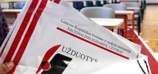 Skelbiami lietuvių kalbos ir literatūros brandos egzamino rezultatai