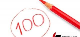 Mažiau šimtukų, daugiau neišlaikiusių matematikos egzamino