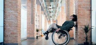Žmonėms su negalia – išimtys dėl kaukių dėvėjimo