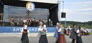"""Jurbarke ŽOLINĘ švęsti kviečia tarptautinis festivalis """"ANT VANDENS 2020"""""""