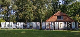 Vinco Grybo memorialiniame muziejuje atidaroma lauko ekspozicija