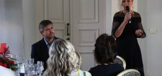 Jurbarko TVIC atšventė 20-metį: į priekį veda bendrystė ir svajonės