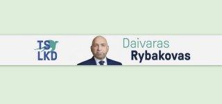 Daivaras Rybakovas - pažįstamas ir patikimas