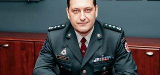 Elanas Jablonskas laikinai vadovaus Marijampolės apskrities policijai
