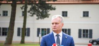 Prezidentas Gitanas Nausėda atvyks aptarti Tauragės regiono klausimų