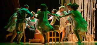 """Vaikų ir jaunimo teatrų kūrybinės dirbtuvės-festivalis """"Vaivorykštė"""" tęsiasi – kviečiame į spektaklius"""