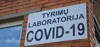Naujas COVID-19 atvejis – Jurbarkų seniūnijoje