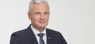 Ričardas Juška kandidatas Karšuvos apygardoje
