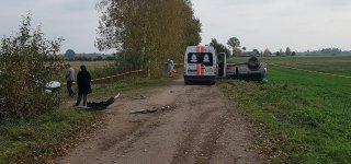 Skaudi avarija Jurbarko rajone – žuvo žmogus