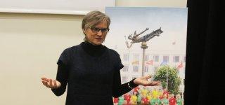 Jurbarko kultūros centre pristatyta antra knyga apie K. Glinskio teatrą (nuotraukos)