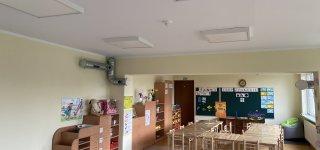 Ikimokyklinio-priešmokyklinio ugdymo grupė Eržvilko gimnazijoje