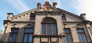 Prieš 100 metų. Klišių gatvė ir gražiausias pirklio Rabinovičiaus namas
