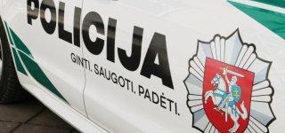 Visų šventųjų dienos policijos suvestinė: netrūko ir girtų vairuotojų, ir vagysčių
