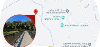 Bešeimininkių kačių šėrimo vieta Jurbarke perkelta į naują vietą