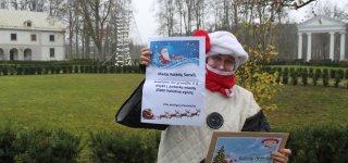 Laiškas Kalėdų seneliui išsiųstas – lauksim atvykstant